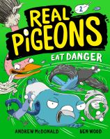 Real pigeons eat danger Book cover