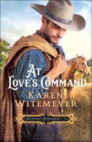 At love's command Book cover