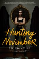 Hunting November Book cover