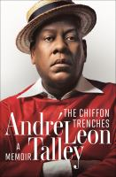 The chiffon trenches : a memoir Book cover