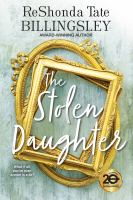 The stolen daughter Book cover