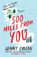 500 miles from you by Jenny Colgan.