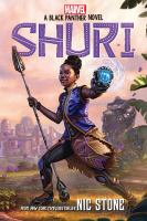 Shuri : a Black Panther novel Book cover