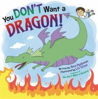 You don't want a dragon! Book cover