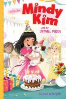 Mindy Kim and the birthday puppy Book cover