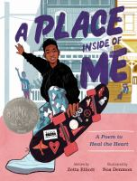 A place inside of me : a poem to heal the heart  Cover Image