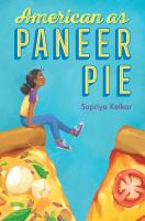 American as paneer pie Book cover
