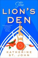 The lion's den : a novel Book cover