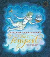 The tempest Book cover