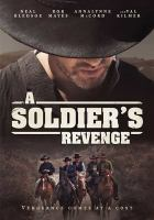A soldier's revenge Book cover
