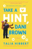 Take a hint, Dani Brown : a novel Book cover