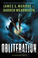 Obliteration Book cover