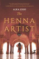 The henna artist Book cover