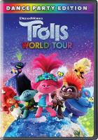Trolls world tour Book cover