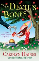 The devil's bones Book cover