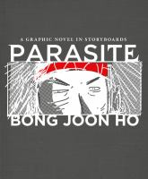 Parasite : a graphic novel in storyboards Book cover