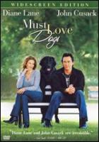 Must love dogs Book cover