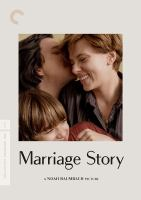 Marriage story Book cover