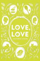 Love, love Book cover