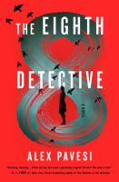 The eighth detective : a novel Book cover
