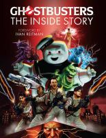 Ghostbusters : the inside story : stories from the cast and crew of the beloved films Book cover