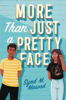 More than just a pretty face Book cover
