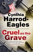 Cruel as the grave Book cover