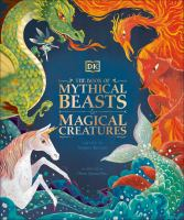 The book of mythical beasts & magical creatures Book cover