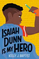 Isaiah Dunn is my hero Book cover