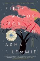 Fifty words for rain : a novel Book cover