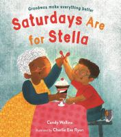 Saturdays are for Stella Book cover