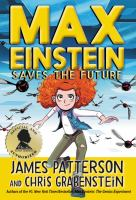 Max Einstein saves the future Book cover