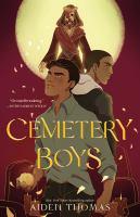 Cemetery boys by Aiden Thomas.