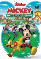 Mickey. Hot diggity-dog tales Book cover