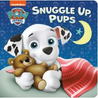 Snuggle up, pups Book cover