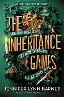 The inheritance games Book cover