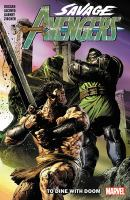 Savage Avengers. Vol. 2, To dine with Doom  Cover Image