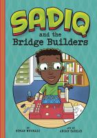 Sadiq and the bridge builders Book cover