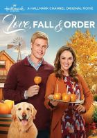Love, fall & order Book cover
