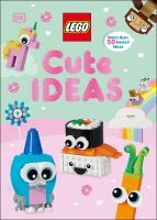 LEGO cute ideas Book cover