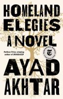 Homeland elegies : a novel Book cover