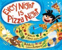 Every night is pizza night by written by J. Kenji López-Alt ; illustrated by Gianna Ruggiero.