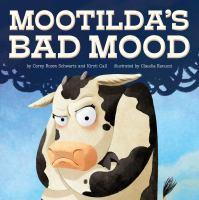 Mootilda's bad mood Book cover