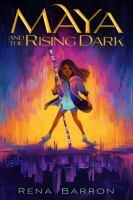 Maya and the rising dark Book cover