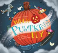When pumpkins fly Book cover