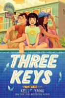 Three keys Book cover