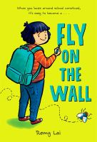 Fly on the wall Book cover