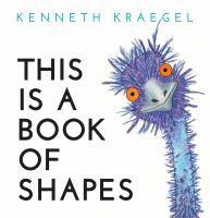This is a book of shapes Book cover