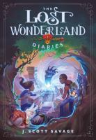The lost Wonderland diaries Book cover