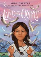 Land of the cranes by by Aida Salazar.